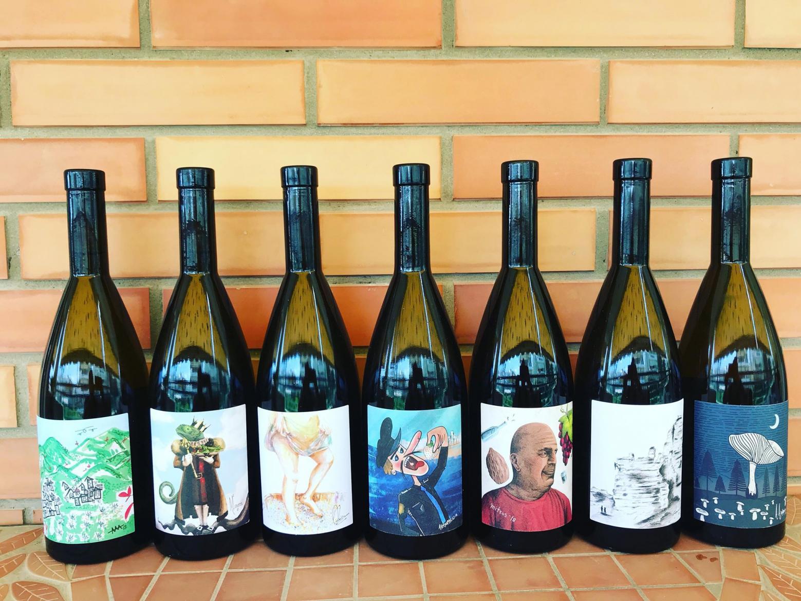Vouni Panayia wine